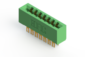 315-014-500-201 - Card Edge Connector