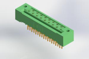 408-017-503-112 - Card Edge | Metal to Metal 2 Piece Connectors