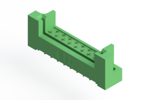 408-017-520-222 - Card Edge | Metal to Metal 2 Piece Connectors
