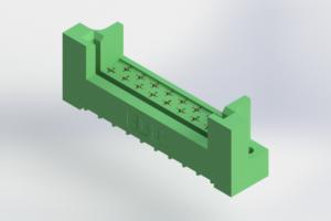 408-017-521-212 - Card Edge | Metal to Metal 2 Piece Connectors