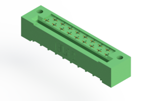 408-017-522-112 - Card Edge | Metal to Metal 2 Piece Connectors