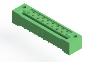 408-017-523-112 - Card Edge | Metal to Metal 2 Piece Connectors
