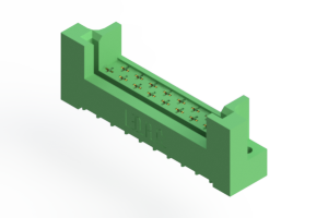 408-017-523-212 - Card Edge | Metal to Metal 2 Piece Connectors