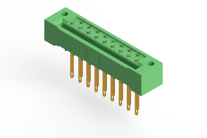 408-017-540-122 - Card Edge | Metal to Metal 2 Piece Connectors