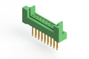 408-017-540-222 - Card Edge | Metal to Metal 2 Piece Connectors