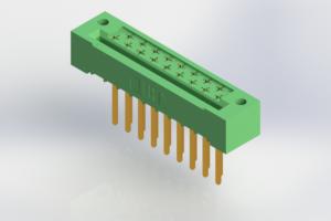 408-017-541-112 - Card Edge | Metal to Metal 2 Piece Connectors