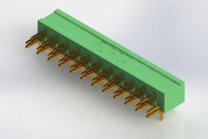 422-023-520-100 - Card Edge | Metal to Metal 2 Piece Connectors