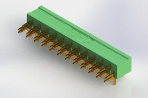 422-023-521-100 - Card Edge | Metal to Metal 2 Piece Connectors