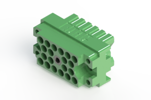 516-020-000-206 - Rack & Panel Connector