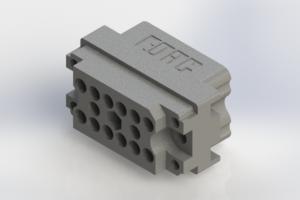 519-014-000-300 - Rack & Panel Connector