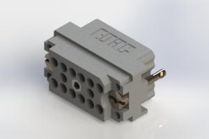 519-014-000-302 - Rack & Panel Connector