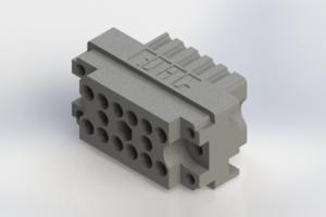 519-014-000-400 - Rack & Panel Connector