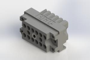 519-014-000-406 - Rack & Panel Connector