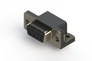 622-009-260-011 - EDAC | Standard Right Angle D-Sub Connector