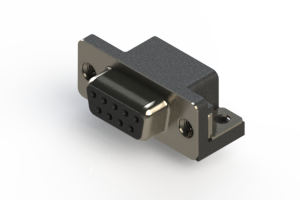622-009-260-015 - EDAC | Standard Right Angle D-Sub Connector