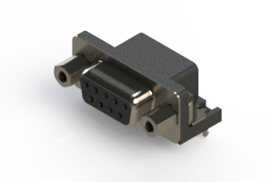 622-009-260-033 - EDAC | Standard Right Angle D-Sub Connector
