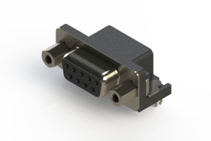 622-009-260-043 - EDAC | Standard Right Angle D-Sub Connector