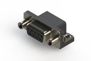 622-009-260-050 - EDAC | Standard Right Angle D-Sub Connector