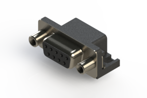 622-009-260-500 - EDAC | Standard Right Angle D-Sub Connector