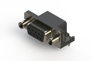 622-009-260-530 - EDAC | Standard Right Angle D-Sub Connector