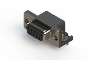 622-009-260-531 - EDAC | Standard Right Angle D-Sub Connector