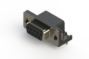 622-009-260-532 - EDAC | Standard Right Angle D-Sub Connector