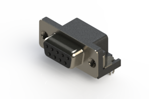 622-009-260-542 - EDAC | Standard Right Angle D-Sub Connector