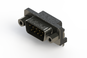 623-009-261-033 - Right Angle D-Sub Connector