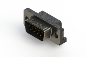 623-009-261-501 - Right Angle D-Sub Connector