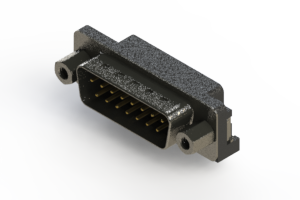 623-015-261-003 - Right Angle D-Sub Connector