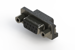 624-009-661-003 - Right Angle D-Sub Connector