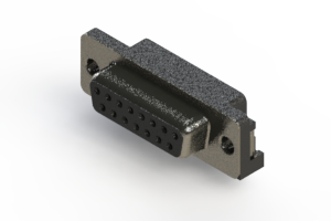 624-015-261-001 - Right Angle D-Sub Connector