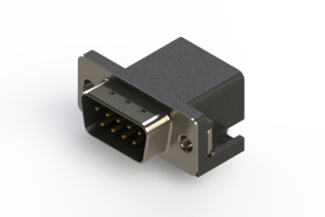 625-009-262-001 - Right Angle D-Sub Connector
