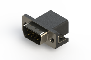 625-009-262-012 - Right Angle D-Sub Connector