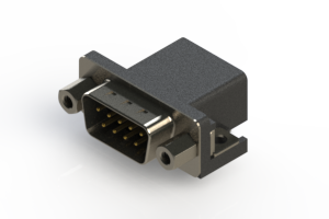 625-009-262-013 - Right Angle D-Sub Connector
