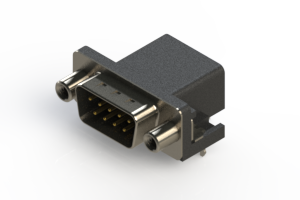 625-009-262-030 - Right Angle D-Sub Connector