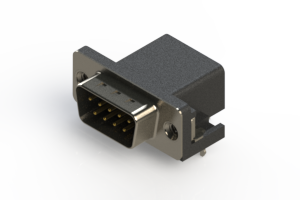 625-009-262-032 - Right Angle D-Sub Connector