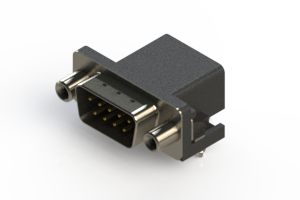 625-009-262-040 - Right Angle D-Sub Connector