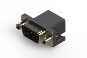 625-009-262-050 - Right Angle D-Sub Connector