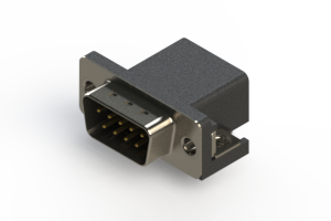625-009-262-051 - Right Angle D-Sub Connector