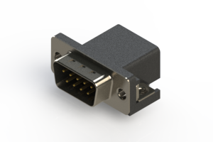 625-009-262-551 - Right Angle D-Sub Connector