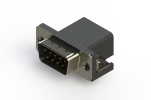 625-009-262-555 - Right Angle D-Sub Connector