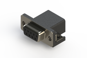 626-009-262-010 - Right Angle D-Sub Connector