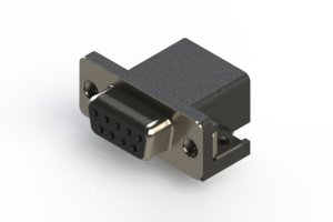 626-009-262-015 - Right Angle D-Sub Connector