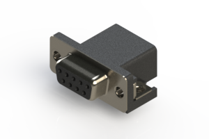 626-009-262-050 - Right Angle D-Sub Connector