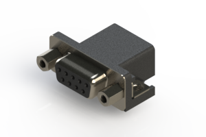 626-009-262-052 - Right Angle D-Sub Connector