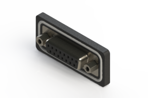 628-W15-620-012 - Waterproof D-Sub Connectors