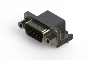 629-009-240-033 - Right Angle D-Sub Connector