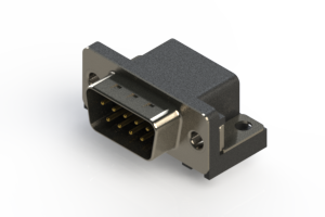 629-009-340-011 - Right Angle D-Sub Connector
