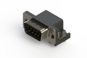 629-009-340-042 - Right Angle D-Sub Connector
